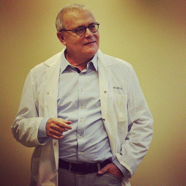 professor yakov shekhter